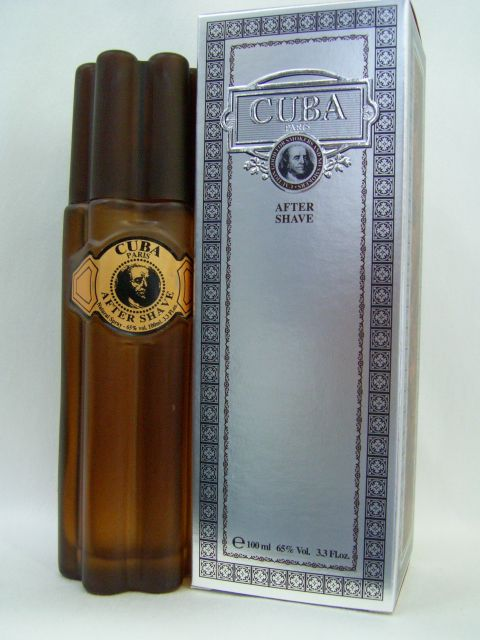 CUBA GOLD - After shave